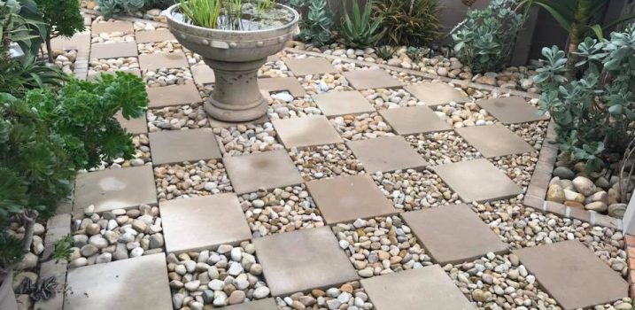 paving and stone